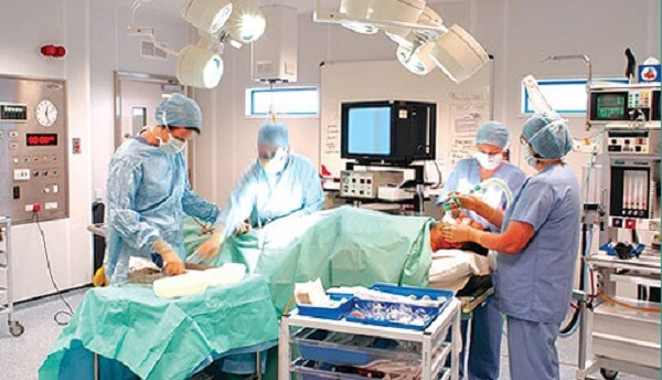 Операция при кисте почек