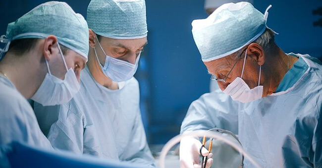 Операция при нефроптозе