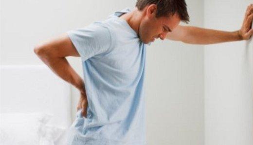 Боль в пояснице при кистозе