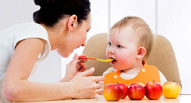 Диета у ребенка