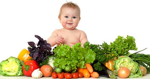 Питание для детей