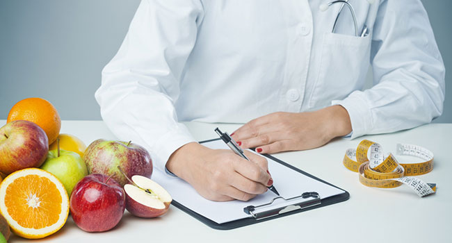 Назначение диетолога