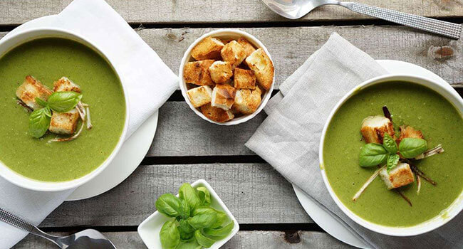 Супы при мкб