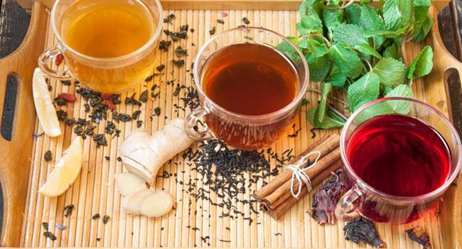 Травяной чай при мкб
