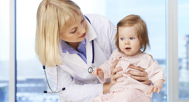 дитя и врач
