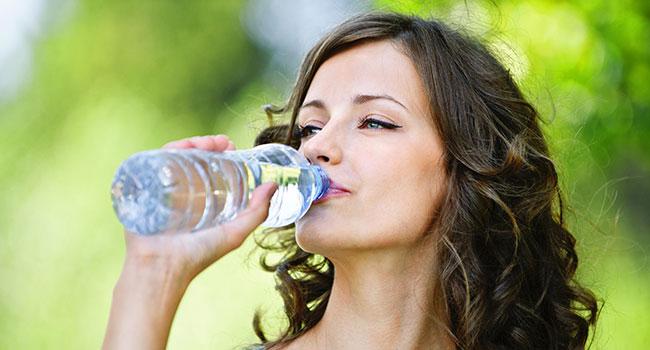 вода для женщины