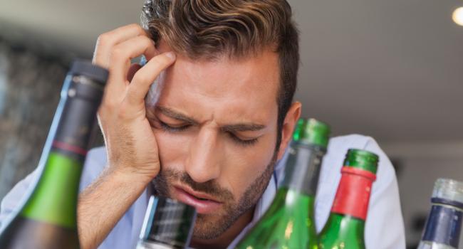 Симптомы после алкоголя