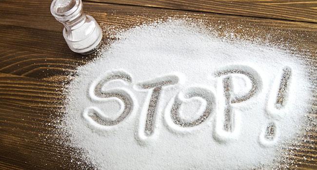 Стоп соли