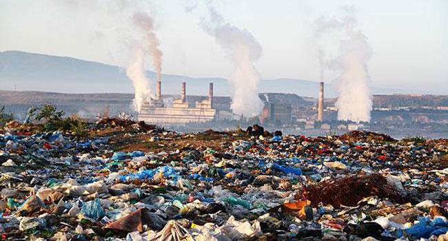 Загрязненная окружающая среда