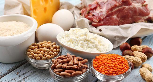 Пища с повышенным содержанием беклка