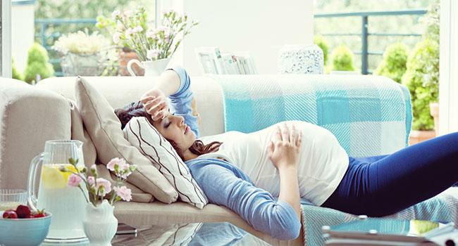 Головокружение у беременных