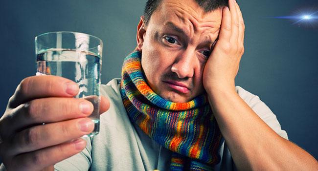 Жажда и головная боль