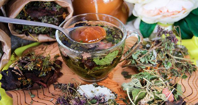 Травянной-чай